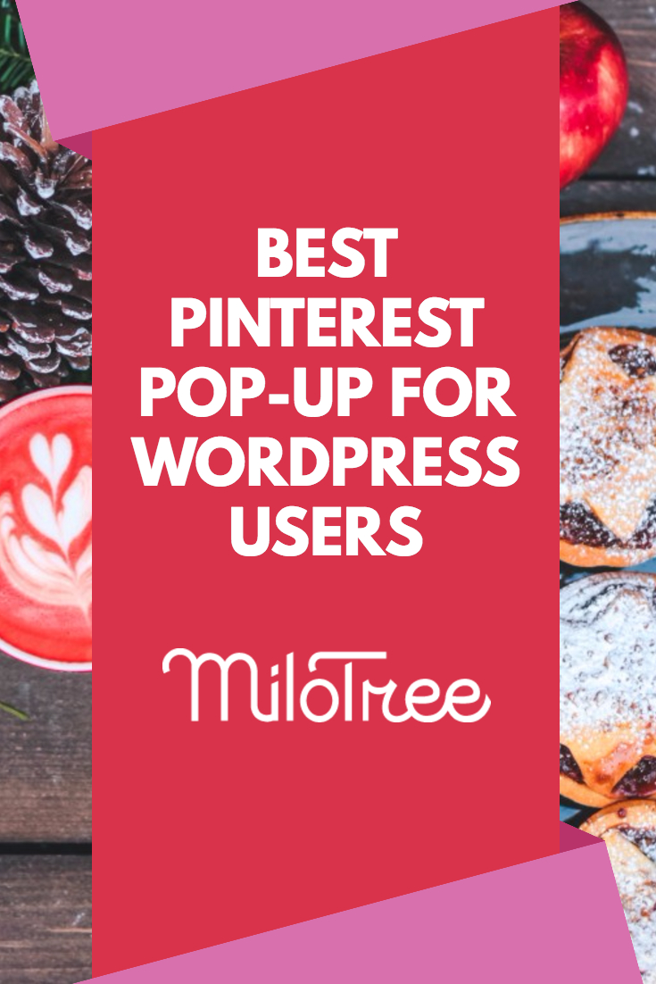 Best Pinterest Pop-Up For WordPress Users