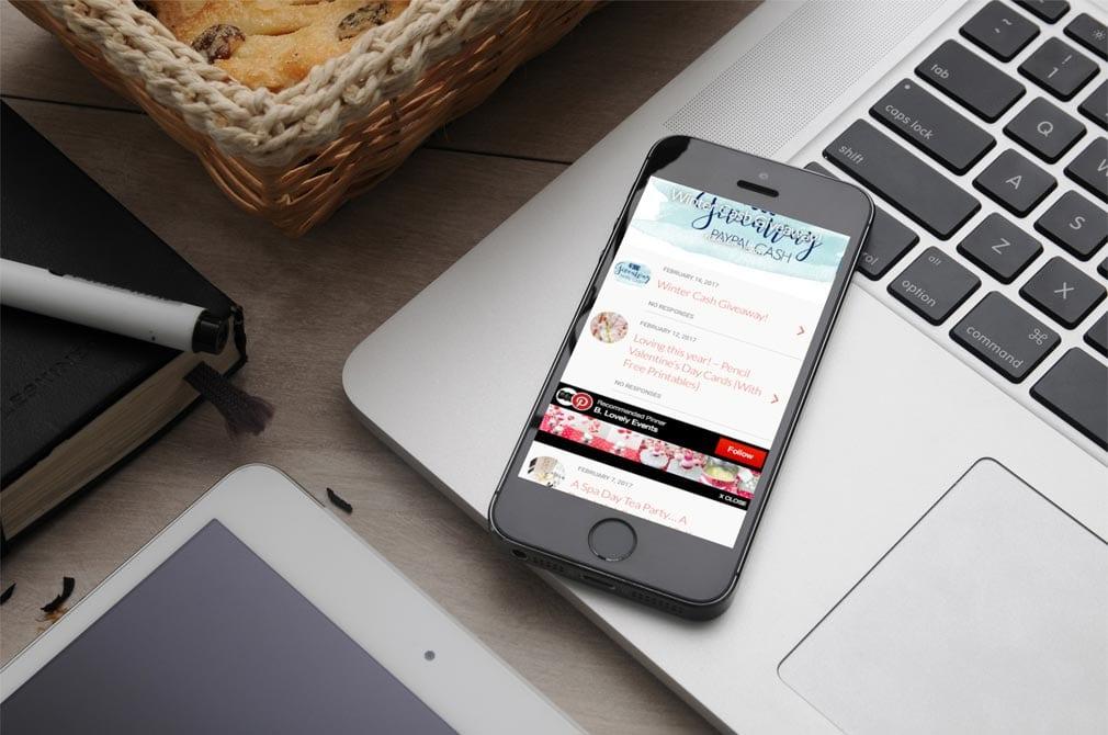 The Smart MiloTree Pop-up is Google-Friendly on Mobile | MiloTree.com