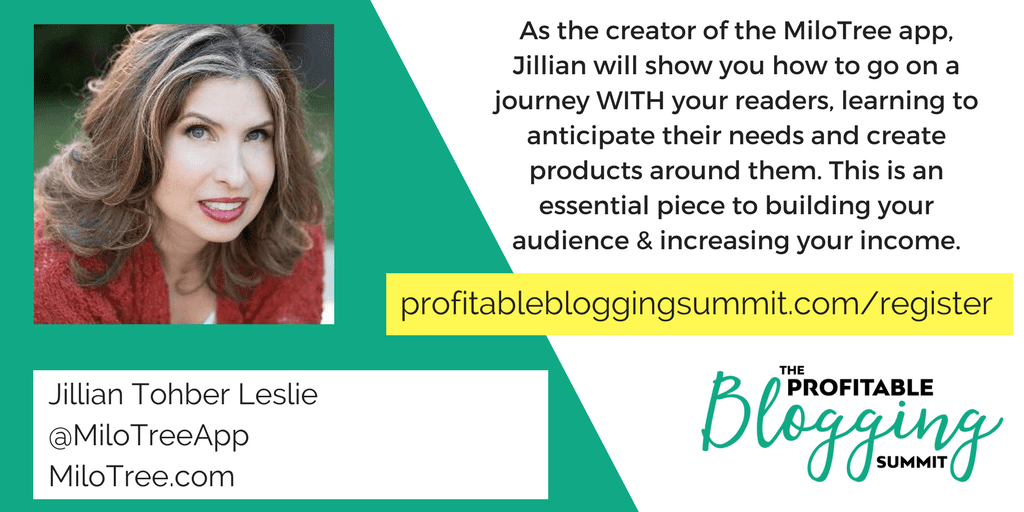 How To Make More Money Online - Profitable Blogging Summit | MiloTree.com