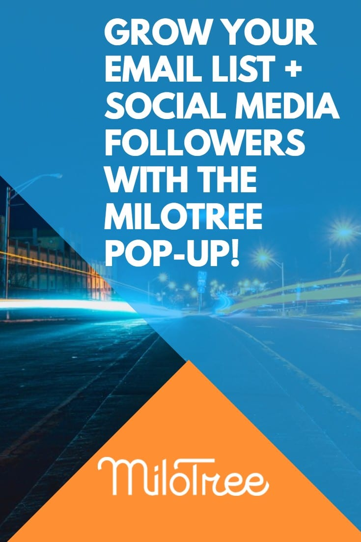Grow Your Campaign Monitor Email List with the MiloTree Pop-Up | MiloTree.com