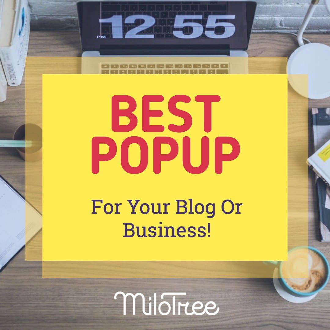 Best Popup For Your Blog Or Business | CatchMyParty.com