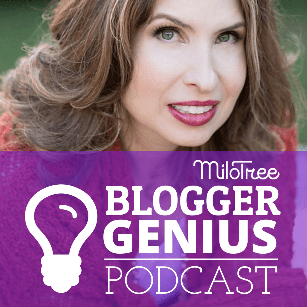 The Blogger Genius Podcast | MiloTree.com