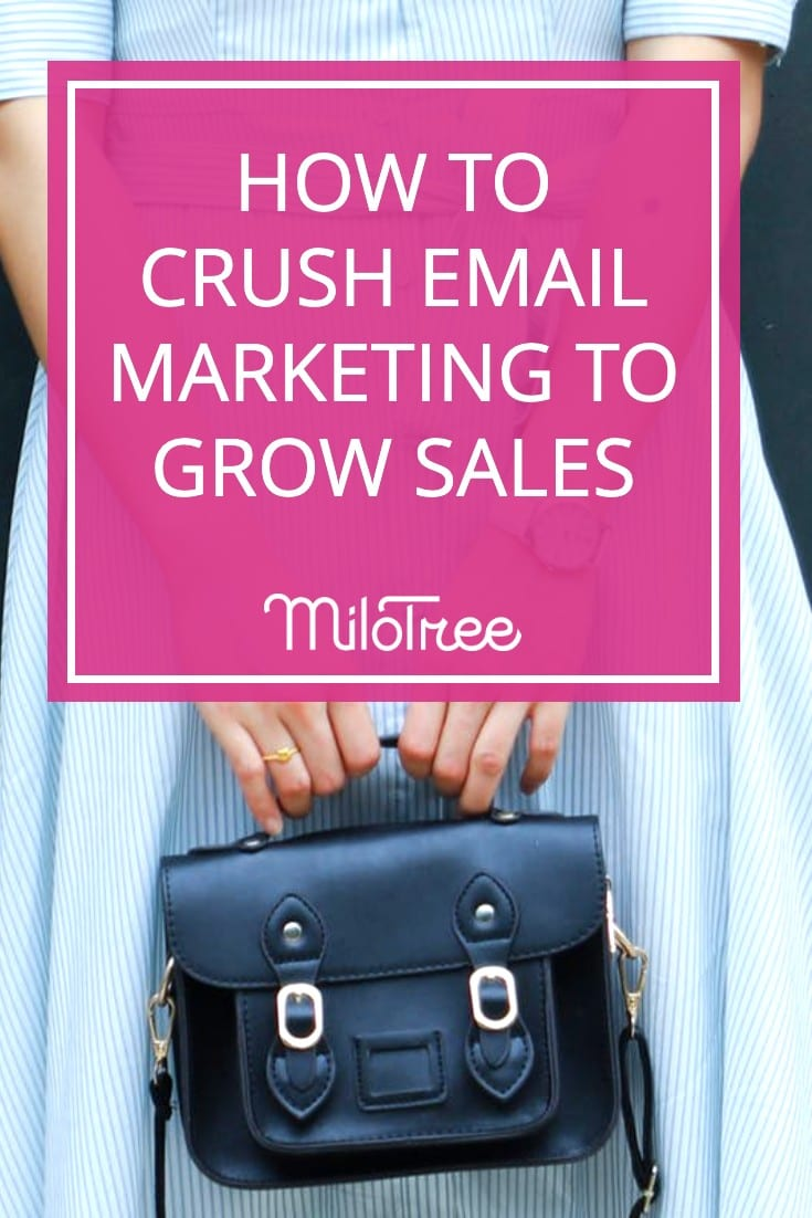 Crush Email Marketing and Grow Sales with Matt Molen | MiloTree.com